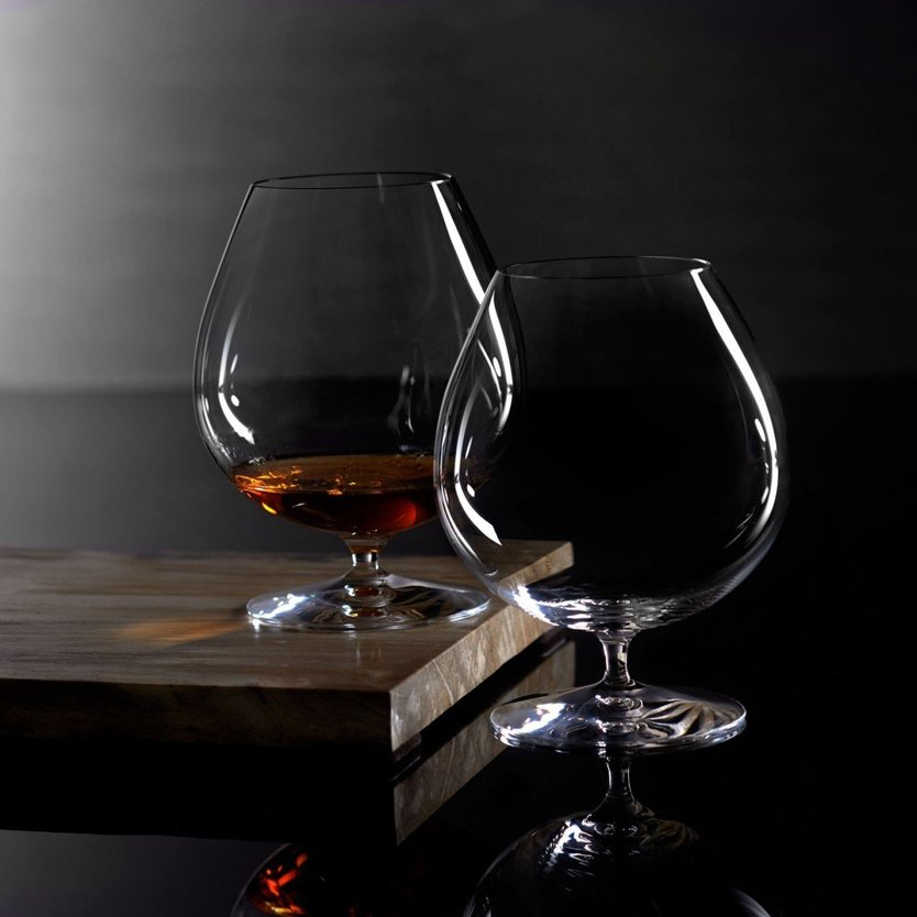 Waterford Elegance Wine Story Cognacglas - set van 2