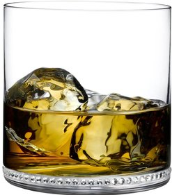 Nude Glass Stone Spirit whiskeyglas - set van 2