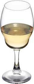Bicchiere da vino Nude Glass Heads Up bianco - set di 2