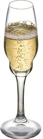 Nude Glass Heads Up champagne glass - set of 2