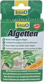 Tetra Algetten alger fighter