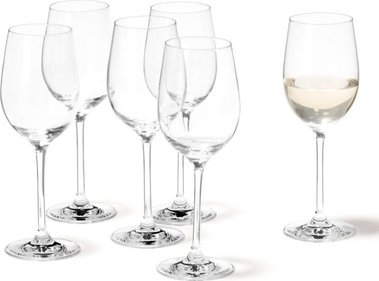 Leonardo Ciao + white wine glass - set of 6