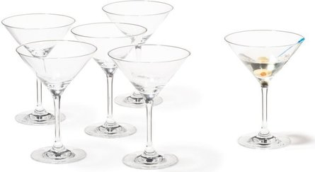 Leonardo Ciao + martini glass - set of 6