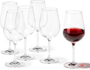 Leonardo Tivoli red wine glass - set of 6