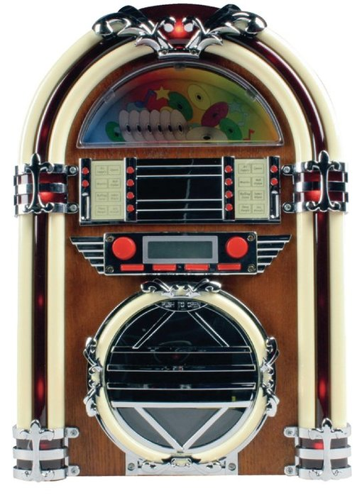 BasicXL Retro jukebox