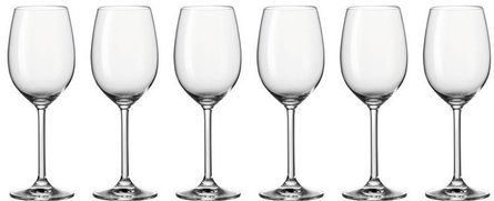 Leonardo Daily white wine glass - set of 6