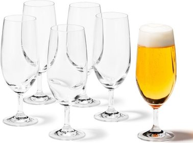Leonardo Daily beer glass - set of 6