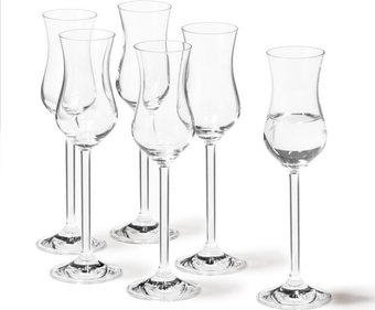 Leonardo Daily grappa glass - set of 6