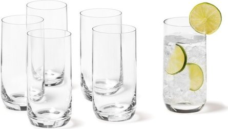 Leonardo Daily highball glass - set of 6
