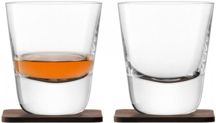 LSA Arran whiskeyglas - set van 2