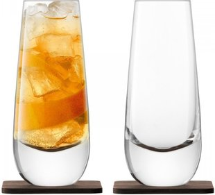 LSA Islay long drink glass - set di 2