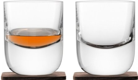 LSA Renfrew whiskeyglas - set van 2