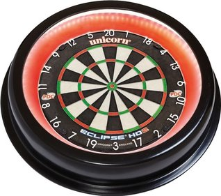 Unicorn Solar dart board surround