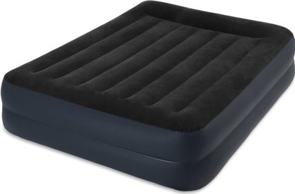 Intex Pillow Rest Downy Airbed Queen