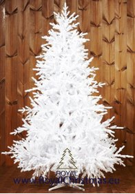 Royal Christmas Arizona White 150 cm