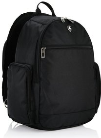 "Swiss Peak crossover 15"" laptop backpack"