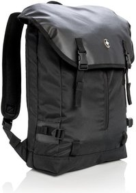 "Swiss Peak 17"" outdoor laptop backpack"