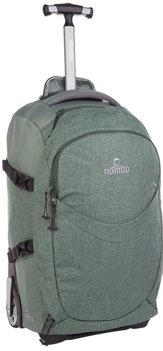 Nomad Cabin 38 Convertible Cabin Trolley
