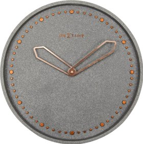 NeXtime Cross wall clock