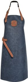 Cuisinova barbecue apron leather
