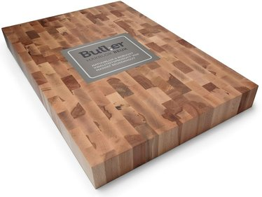 Butler Chopping block BEUK heads 60x40cm