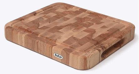 Butler Chopping board BEUK head 31x27,5 cm