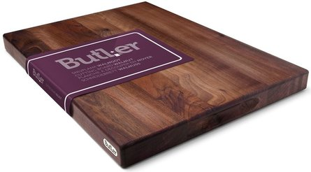 Butler Chopping board WALNUT 31x27,5cm