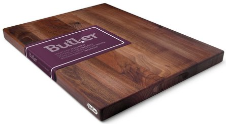 Butler Chopping board WALNUT 45x35cm
