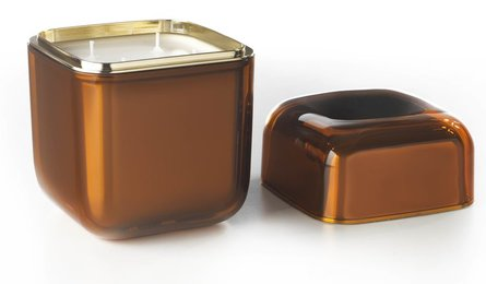 Kartell Oyster Alhambra scented candle