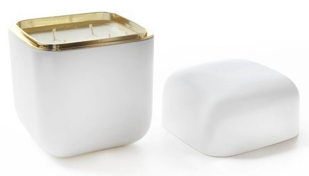 Kartell Oyster Ghost Diamond scented candle
