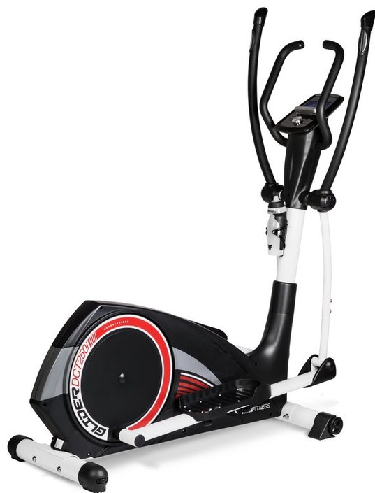 Flow Fitness Glider DCT250i UP iConsole