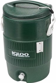 Igloo 10 Gal Turf koelbox