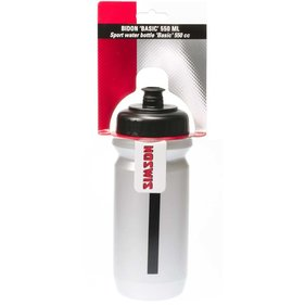 Simson Trinkflasche Big Mouth basic 550ml schwarz / grs