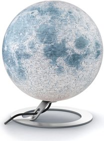 National Geographic Maan globe