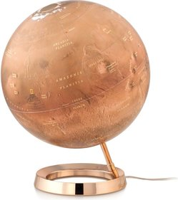 National Geographic Mars globe
