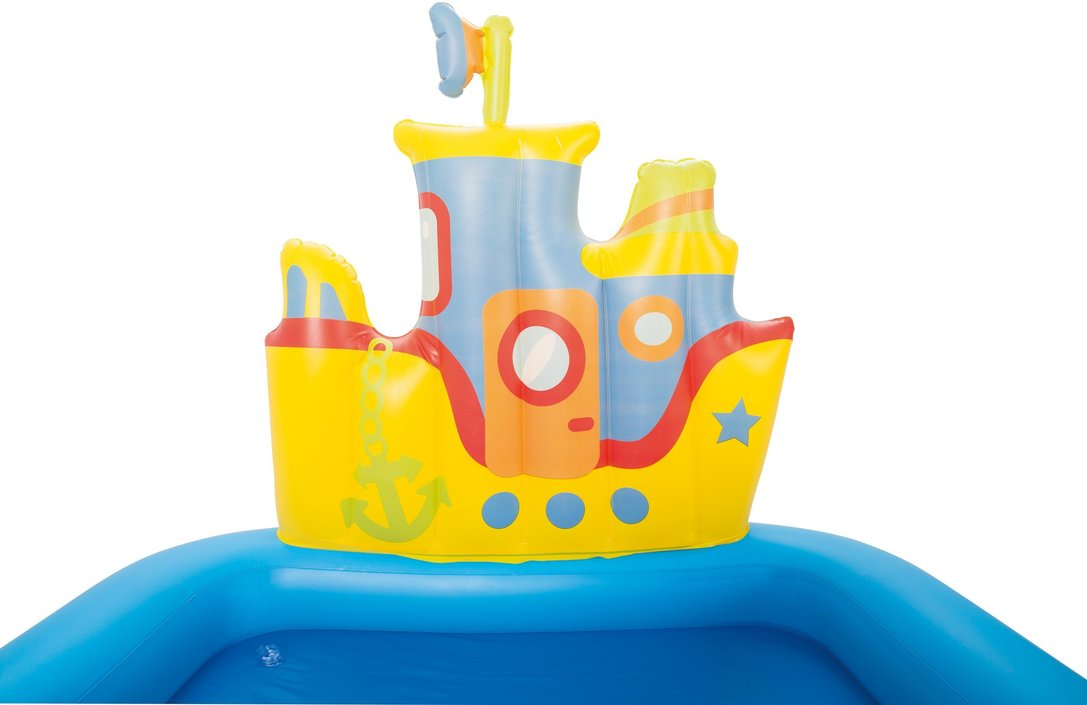 Bestway Playcenter sleepboot kinderzwembad