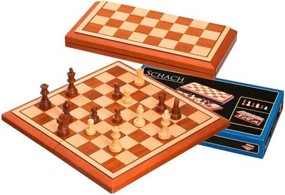 Philos Chess Belgrado 41x41 cm