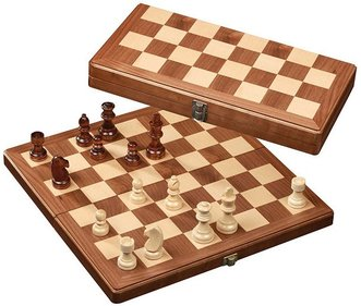 Philos Medium chess cassette 38x38 cm