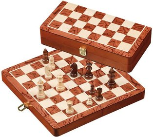 Philos 32 chess cassette 38x38 cm