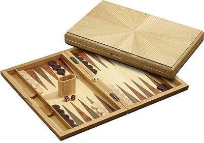 Philos Milos Backgammon Groß