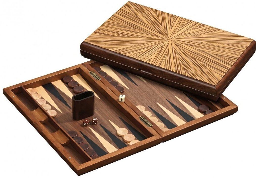 Philos Mykonos Backgammon Groot