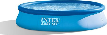 Intex Easy Set Pool 396 opblaaszwembad