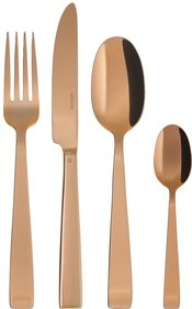 Sambonet Flat Copper cutlery set