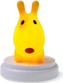 Alecto Innocent Dog kinderlamp