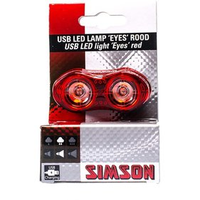Simson a light Eyes führte usb