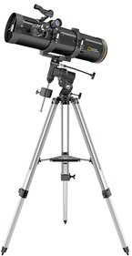 National Geographic 130/650 Newton reflector telescope