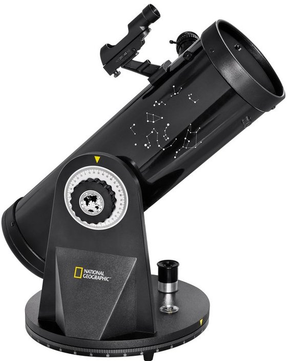 National Geographic 114/500 Dobson-telescoop