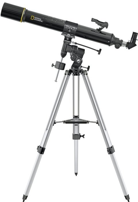 National Geographic 90/900 refractor telescoop