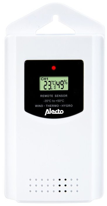 Alecto WS-3800 weerstation
