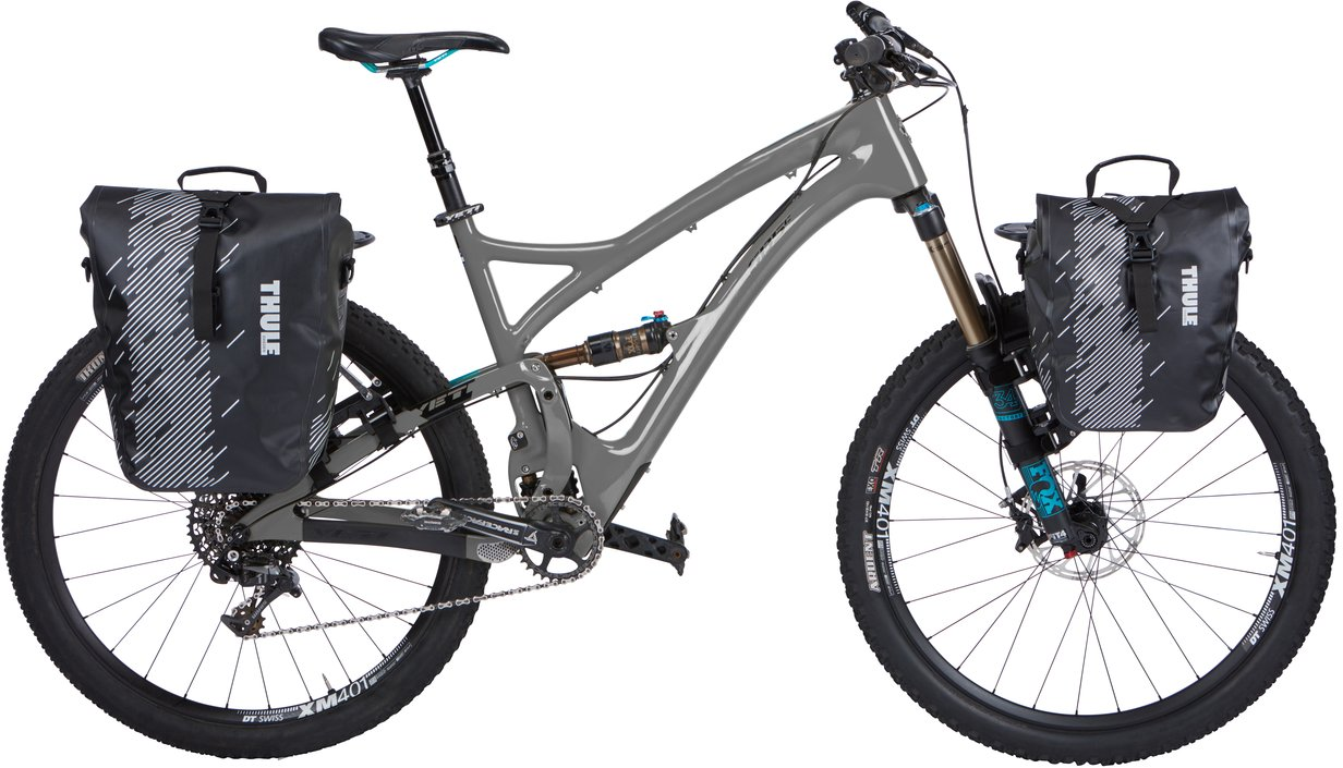 Thule Pack 'n Pedal Tour Rack bagagedrager